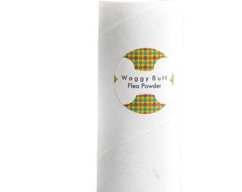 Waggy Butt Flea Powder