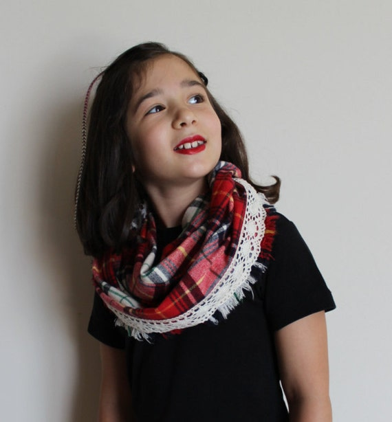 and me scarf set fast shipping matching by scarfangel