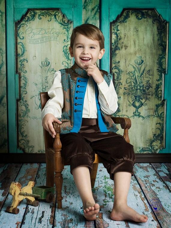kids halloween costume boys prince charming