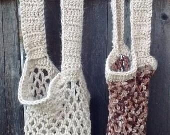 Market Bag Set/Reusable Shopping Bags/Eco-Friendly Bags/Shopping Bag/Beach Bag/Farmers Market Bag