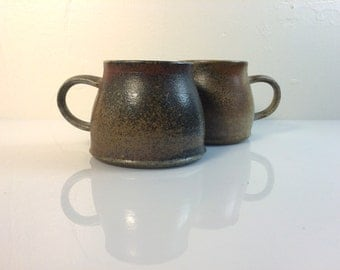 Woodfired Mugs #2