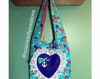 Octopus Shoulder Bag
