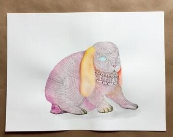 Nuclear Bunny