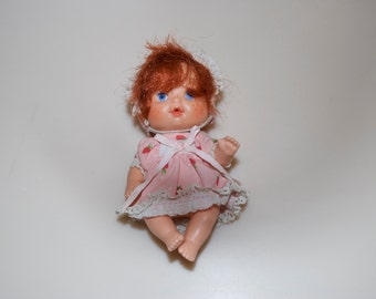 Strawberry Shortcake  Berry Baby Doll American Greetings 1984