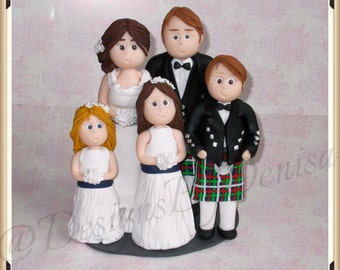 drunk bride wedding cake toppers amp groom wedding cake topper personalised 13762
