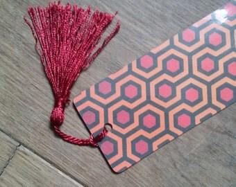 The Shining carpet bookmark