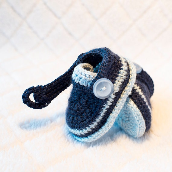 navy blue babyschuhe h keln jungen booties babyschuhe boy. Black Bedroom Furniture Sets. Home Design Ideas