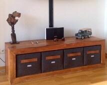 articles populaires correspondant kallax sur etsy. Black Bedroom Furniture Sets. Home Design Ideas