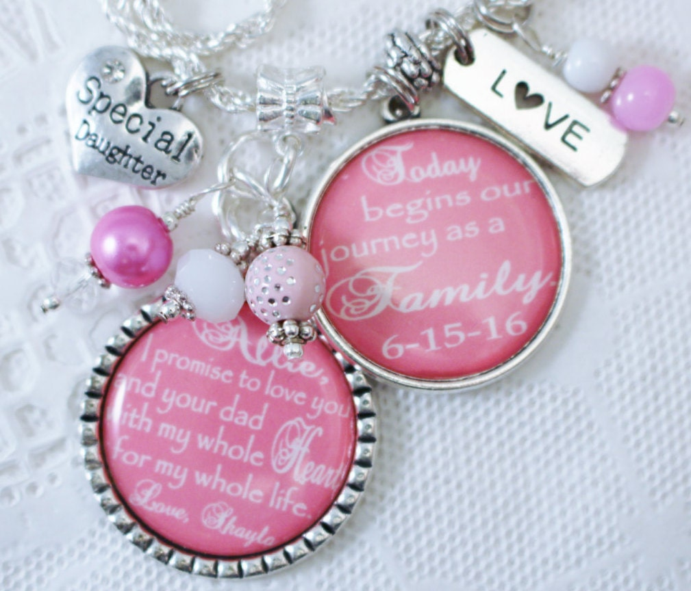 Step Daughter Gift Wedding Gift Stepdaughter Wedding Gift Step