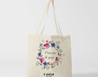 X176Y tote bag yoga, custom tote bag, bag Tote everything, beach bag, bag races, bag course, diaper bag, tote bag evjf