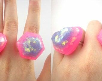 SALE! Kawaii diamond rings