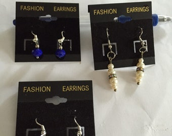 SALE!! Hanging Earrings Lot!