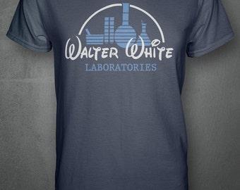 Walter White Laboratories - Breaking Bad Inspired T-shirt