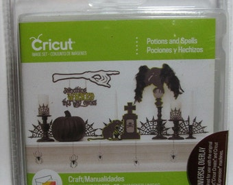 Cricut  Potions and Spells Cartridge Brand New