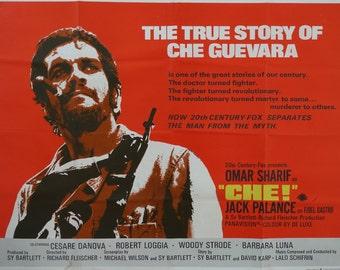 1969 Che! - The True Story of Che Guvarra - Original Vintage Poster