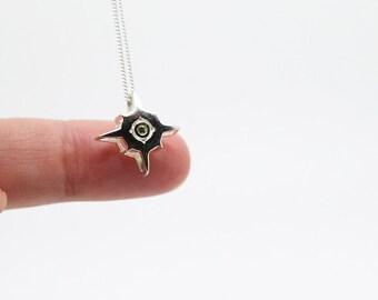 Sungaleo necklace from pokemon sun