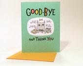Coworker Goodbye Coworker Leaving Office Goodbye Card Coworker Goodbye Card Leaving Work Office Group Card Good Bye Card Good Bye Gift