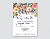 Baby Sprinkle Invitation ...