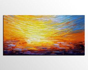 Wall Art, Original Painting, Abstract Art, Large Art, Oil Painting, Canvas Art, Canvas Painting, Abstract Painting, Abstract Landscape Art