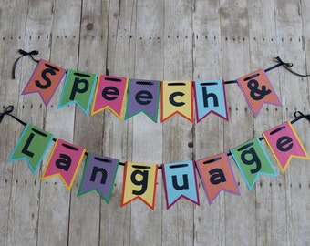 Teacher Banner • Teacher's Name Banner • ABC Banner • Colorful Pennant Banner • Polka Dotted Banner • Classroom Decoration