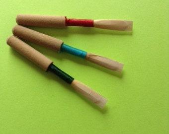 Handmade Oboe Reeds