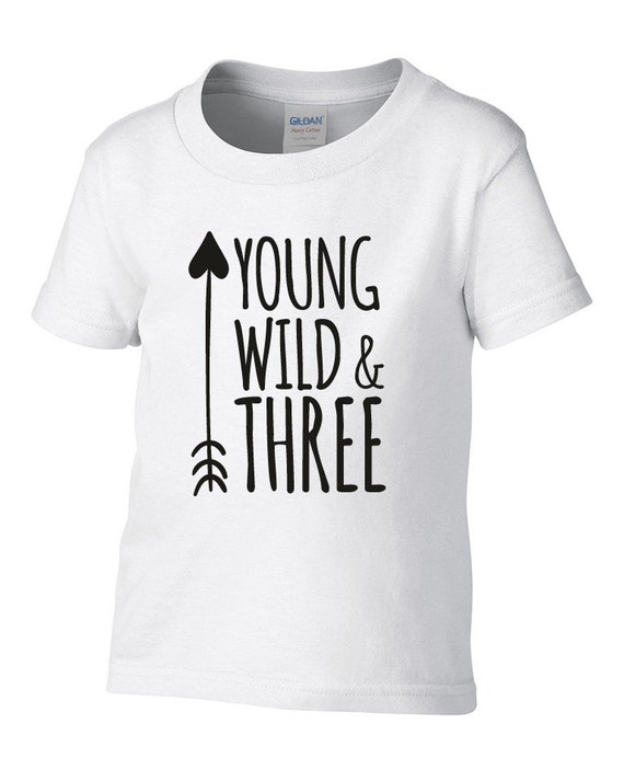 wild free and three shirt