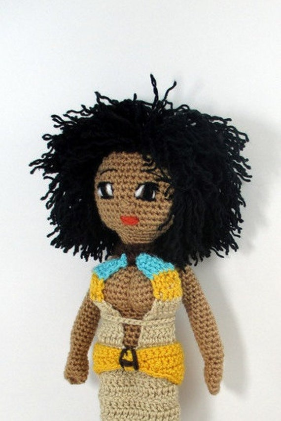 Game of Thrones Missandei Crochet Handmade by MumMadeDolls ...