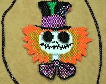 Jack Halloween necklace