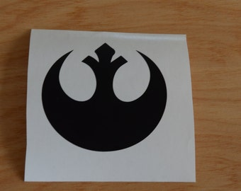 StarWars Rebel alliance Decals