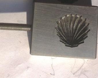 MARVER- sea shell  lampworking, lampworking tool,