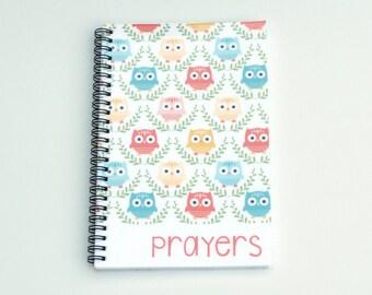 Kids Prayer Journal