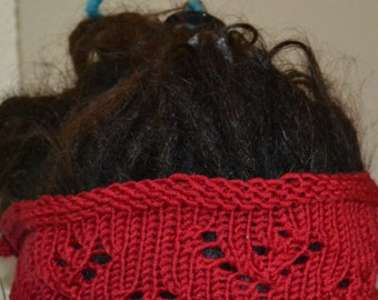 headband - hairband knitted