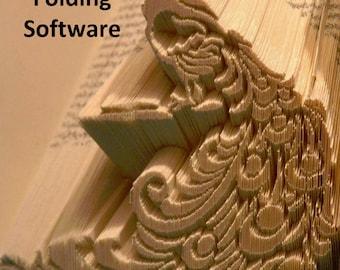 Orimoto® Program Bookfolding/Book Folding Software/Program. Create Your Own Book Folding Patterns!