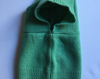 Baby Wool Hood Hat
