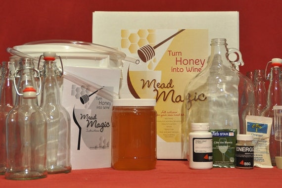 Mead Magic - The only complete mead making kit!