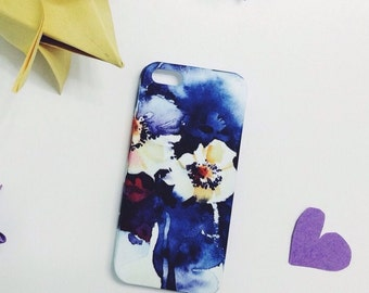 Flowers Iphone 7 Floral Pattern iPhone 6s case Flowers iPhone 6 case Floral iphone 5s case Cute iPhone 6s plus Flowers iPhone SE case