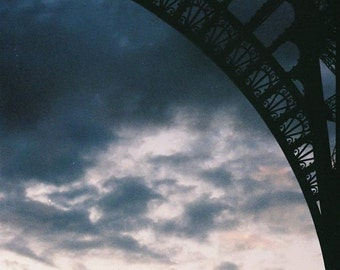 Abstract Architecture#1 - Eiffel Tower (2011)