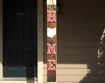Ohio Reclaimed Wood Wall Art