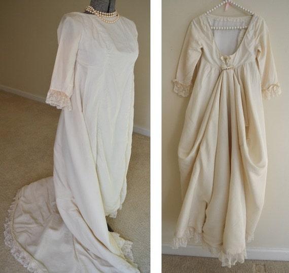 SALE Henri Bendel / Wedding Gown / Couture Wedding Dress /