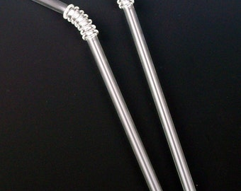 Glass Bend-e-Straw (Set of 2)