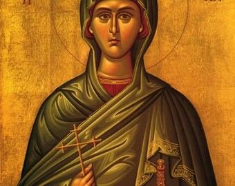 "St Mary Magdalene, Myrrhbearer ""Apostle to the Apostles"""
