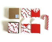 Candy Canes, Stationery Set, Happy Holidays, Square Envelopes, Red Note Cards, Christmas Stationery, Christmas Gift Tags, Blank Cards Set