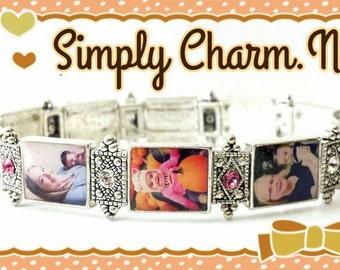 Custom Photo Bracelets