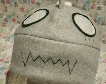 Chibi Al (Alphonse) Elric from Fullmetal Alchemist Inspired Fleece Hat Handmade