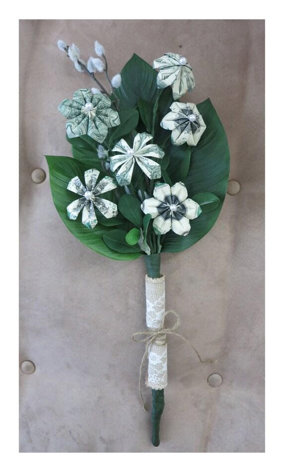 Money Origami Flower Bouquet: Best money bouquets images on ...