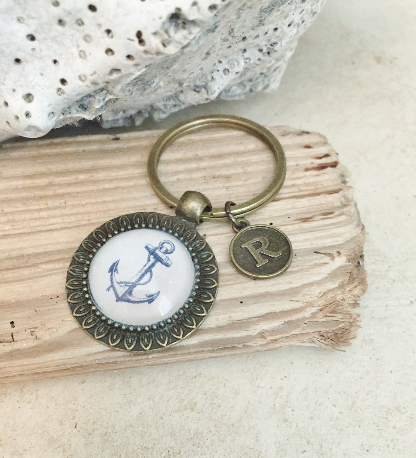 Gifts for her personalized keychain beach wedding favors for Engravable gifts for her