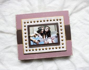 Boho Picture Frame | Boho | Wood Frame 4x6