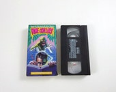 Bone Chillers VHS Tape - 1990s Disney TV Show