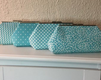 Bridesmaid Gift/Bridesmaid Clutch/Special Occasion/Prom Clutch/You Choose Fabric/FREE SHIPPING