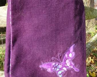 Butterfly Bag - Purple